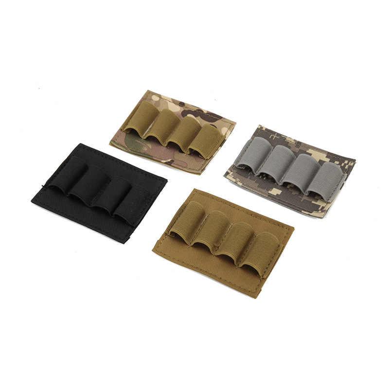 Tedarik açık çok fonksiyonlu taktik Velcro toplu çok fonksiyonlu Velcro 4 delikli taktik Velcro aksesuarları