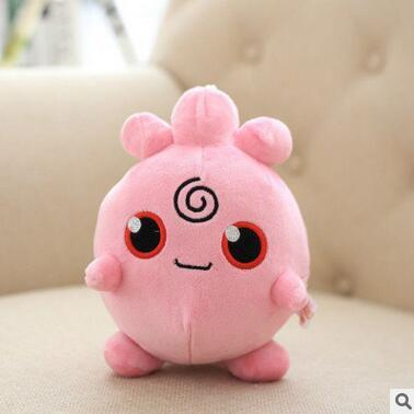 18cm Anime Plush Cute hot Toy  Charmander Squirtle Bulbasaur Doll Christmas Gift kid Rich expression positive energy