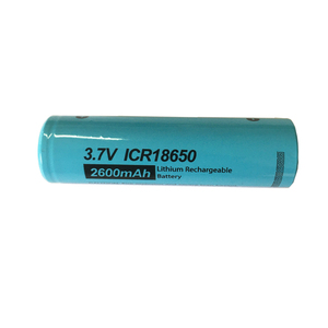 Image 4 - 2PCS PKCELL 18650 li ion battery ICR18650 2600MAH 3.7V lithium rechargeable battery button top flashlight Torch Accumulator Cell