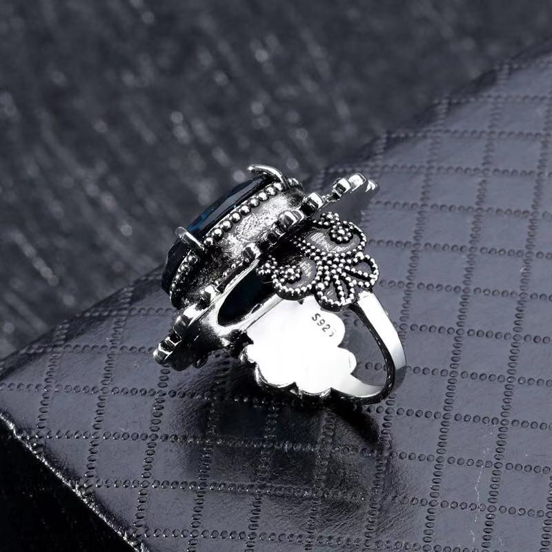 rings silver 925 jewelry for man women  6