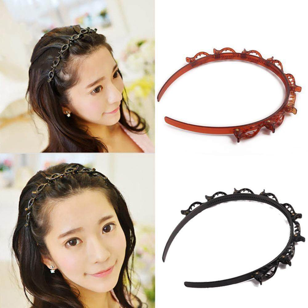 Double Bangs Hairstyle Hairpin 1 pc 2 Pcs Set