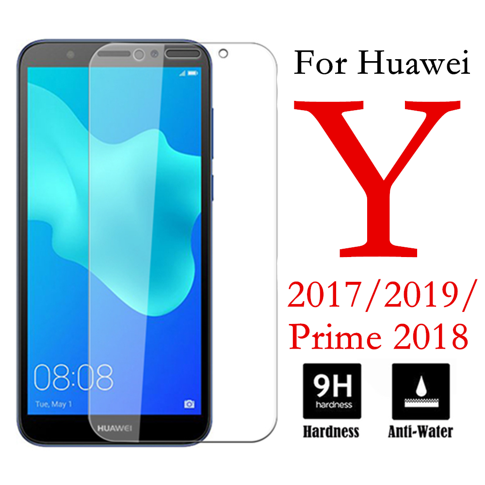y9 <font><b>2018</b></font> tempered <font><b>glass</b></font> on for <font><b>huawei</b></font> y5 prime <font><b>2018</b></font> <font><b>y6</b></font> y7 2017 screen protector huawey armor y 6 7 8 9 <font><b>protective</b></font> glas sheet film image