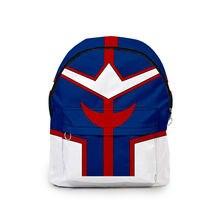 Рюкзак с принтом аниме my hero acamedia детская школьная сумка