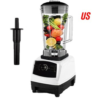 2200W 2L Home Professional Smoothies Power Blender Food Mixer Juicer Food Fruit Processor Smoothie Maker Cooking Machine food mixers bosch mfq2210d home kitchen appliances processor machine equipment for the production of making cooking