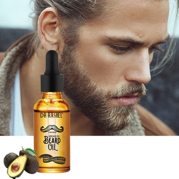 Effective Argan Oil Nourishing Hair Follicle Anti-drying Antibacterial Beard Care Oils Beard Oils Wholesale 1