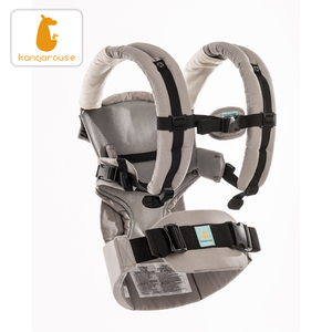 Image 5 - Kangarouse Full Season cotton ergonomic baby carrier baby sling for newborn to 36 month KG 200