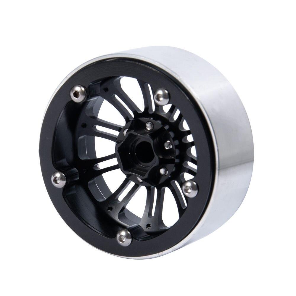 攀爬车-2.2英寸金属轮毂-5号-银+黑X1-(4)