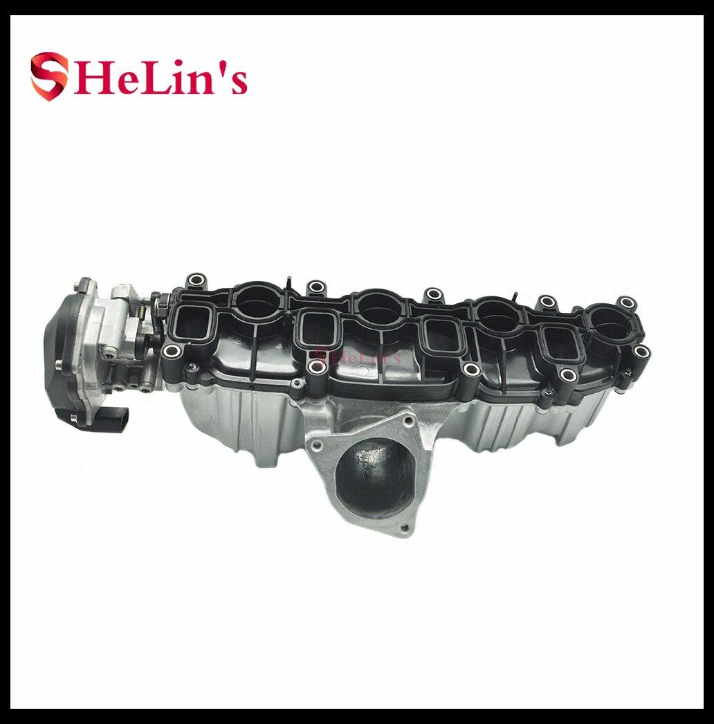 03L129711E nouveau moteur actionneur d'aileron de collecteur d'admission moteur AUDI Volkswagen VW A3 A4 B8 A5 A6 C6 TT Q5 siège SKODAO 2.0 TDI 2.0TDI