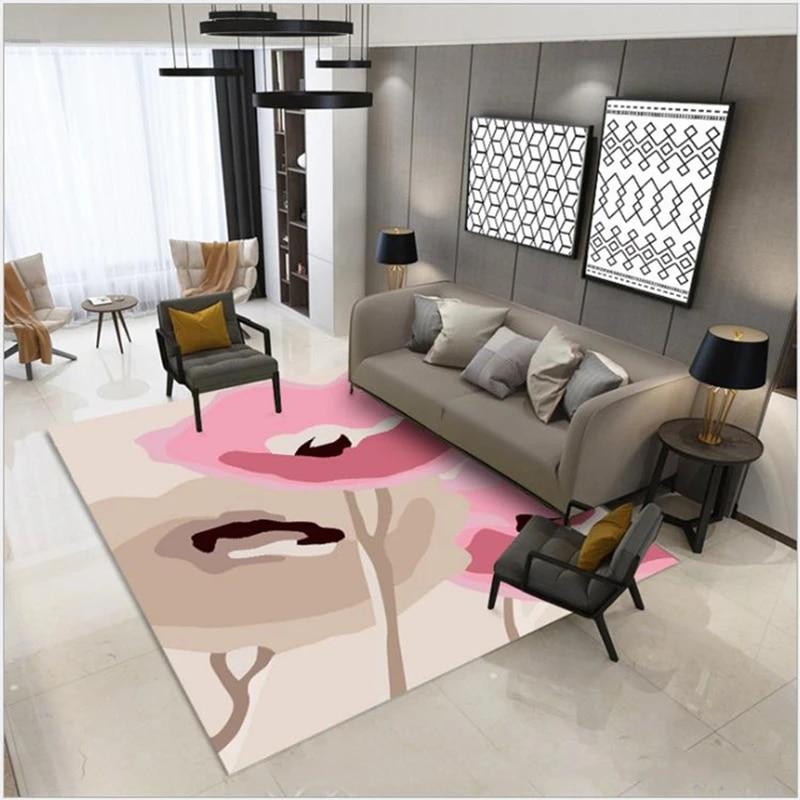 Modern Fashion Home Mat Bedroom Area