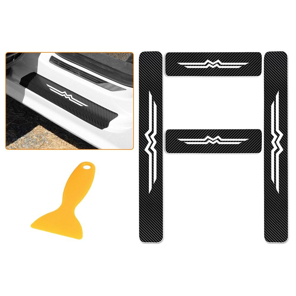 Para C-ZERO e-mehari C1 C3 para Picasso, Elysee Nemo Berlingo C4 C4 cactus C4 aircross C5 tourer protector de alféizar blanco 4 Uds 4 Uds suministros para escuela dibujo Set cuadrado triángulo regla aluminio aleación transportador