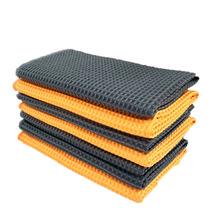 Soft Car Window Care Microfiber Wax Polishing Detailing Towel Car Cleaning Wash Traceless Cloth Kitchen Cleaner 40x40cm cheap Byfa CN(Origin) 40inch 0 05kg Waffle Weave Design