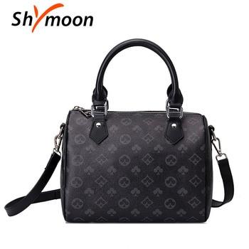 2020 New Luxury brand design Women Handbags Female Boston pillow Bag Shoulder Bag Vintage Crossbody Messenger bags for women