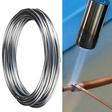 Copper Aluminum Brass Brazing Welding Rods Fux-cored Electrodes Welding Wire for Steel Aluminum Copper Iron Air Condition Solder