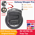 2020 Latest Original Gotway Msuper Pro Unicycle electric monowheel one wheel self Balance Scooter 2500W 100V 900WH/1800WH