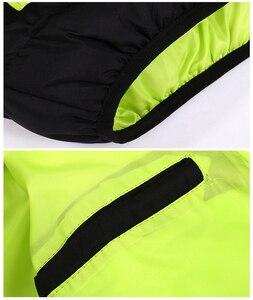 Image 5 - חורף מעיל גברים בגדי 2020 מוצק צבעים Ultra אור Parka Mens מעילי מעילי צווארון עומד בועת מעיל המשאף מעילים