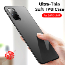 Phone Case For Samsung Galaxy S20 FE S10 Lite S9 S8 Plus Silicone Cover Case For Samsung