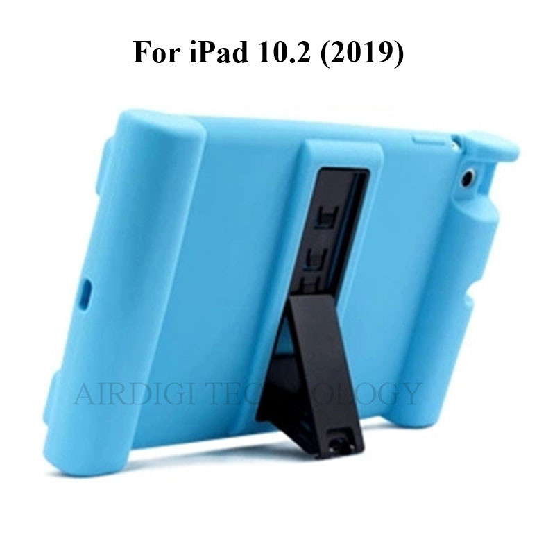 Cover A2428 Case Silicone Shockproof A2270 10.2 A2200 iPad Kickstand A2198 for Soft A2197