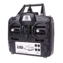 2.4GHz 5.3 Version 1/16 Controller Transmitter Remote Control Set for Heng Long RC Tank DIY Racing Toy Kit