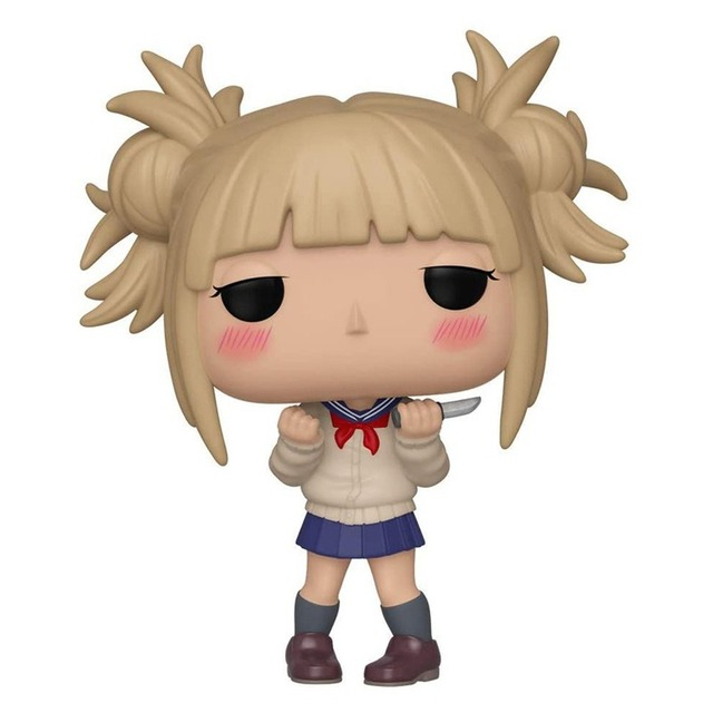 FUNKO POP My Hero Academia Himiko Toga 610# Action Figure Toys Anime Figure Vinyl Decoration Model Dolls for Kids Birthday Gifts 2