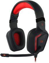 RedDragon H310 Musesสายชุดหูฟังสำหรับเล่นเกม7.1 Surround Soundชุดหูฟังควบคุมระดับเสียงใช้งานร่วมกับPC PS4/3และNintendoสวิทช์