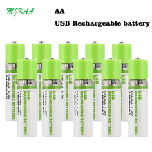 Hot-selling AA Battery Ni-mh 1.2V Rechargeable Bat