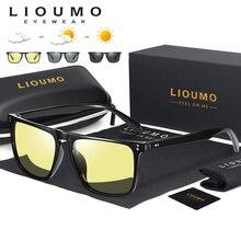 Square Sunglasses Women Chameleon Polarized Sunglas