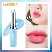 LANBENA Hyaluronic Acid Lasting Nourishing Lip Balm Moisturizing Reduces Fine Lines Relieves Dryness Repairs Damaged Lip Care 6