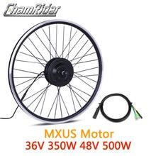 36V350W 48V 500W XF15F XF15R Ebikeไฟฟ้าจักรยานชุดมอเตอร์ล้อMXUSยี่ห้อ