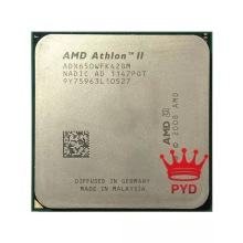 Amd athlon ii x4 650 3.2 ghz duad-core processador cpu X4-650 adx650wfk42gm soquete am3