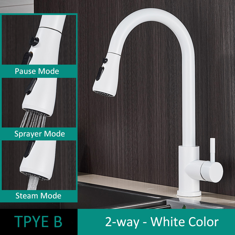 TYPE B White Color