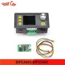 DPS3005/DPS5005 USB מתח ממיר LCD מד מתח תקשורת פונקצית מתכוונן DC אספקת חשמל מודול 30V5A/50V5A