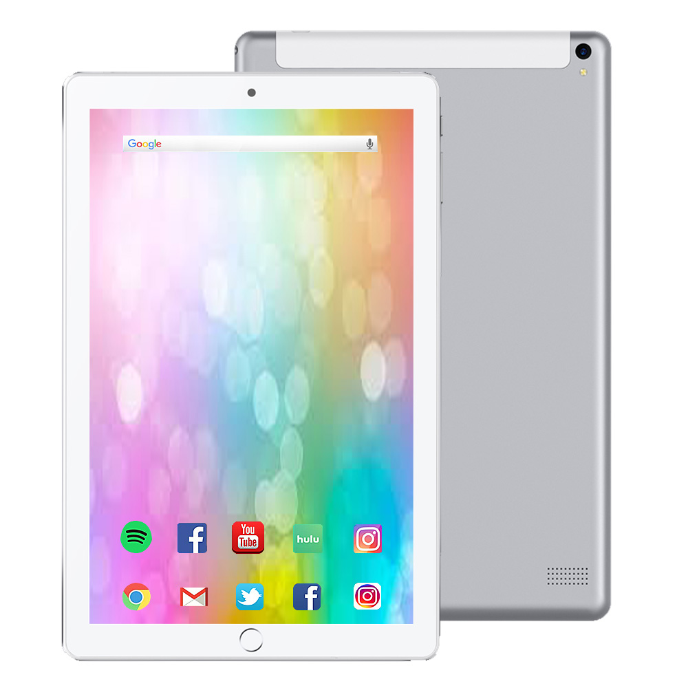 NEW 10.1 Inch Tablet Pc Octa Core 2019 Original Powerful Android 6GB RAM 128GB ROM IPS Dual SIM Phone Call Tab Phone Pc Tablets
