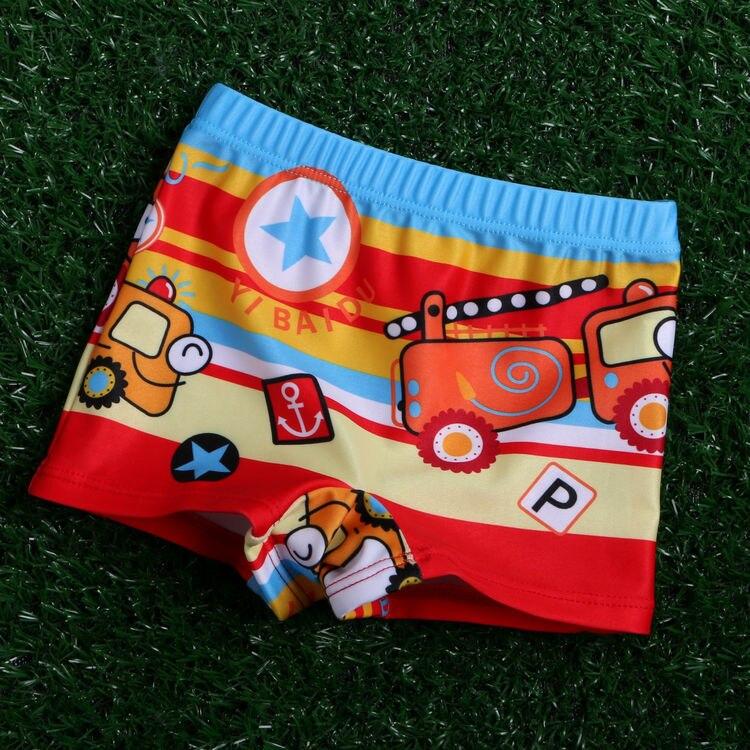 Yi Bo Du CHILDREN'S Swimming Trunks Swimsuit BOY'S AussieBum Big Boy Cartoon CHILDREN'S Infant Baby Swimming Trunks