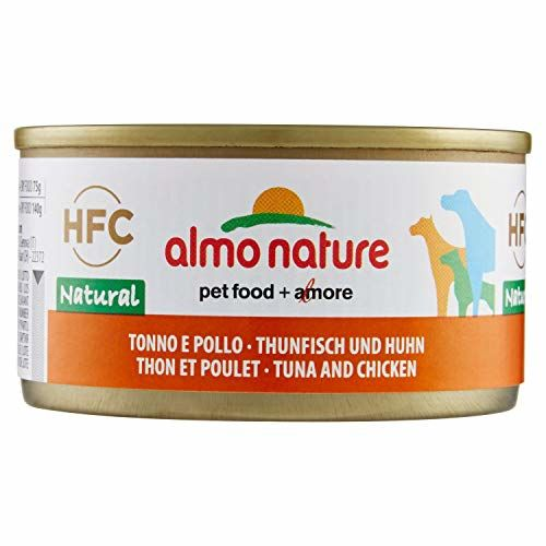 Almo Nature Dog Small Tuna/Chicken Gr 95