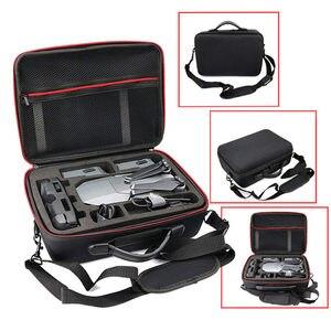 Image 2 - LANBEIKA Professional Hardshell Shoulder Waterproof Drone Bag Handbag EVA Nylon Portable Case Box For DJI Mavic pro Platinum