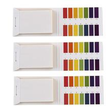 Litmus Paper Test-Strips Control-Card Water-Cosmetics Acidity 1-14 PH with Soil Professional