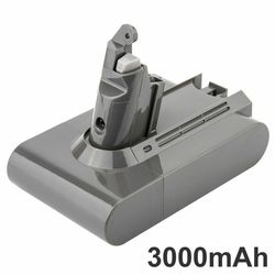 Replacement 21.6V Lithium Rechargeable Battery For Dyson V6 Battery DC58 DC74 SV09 SV03 965874-02 Vacuum Cleaner Sweeper Battery