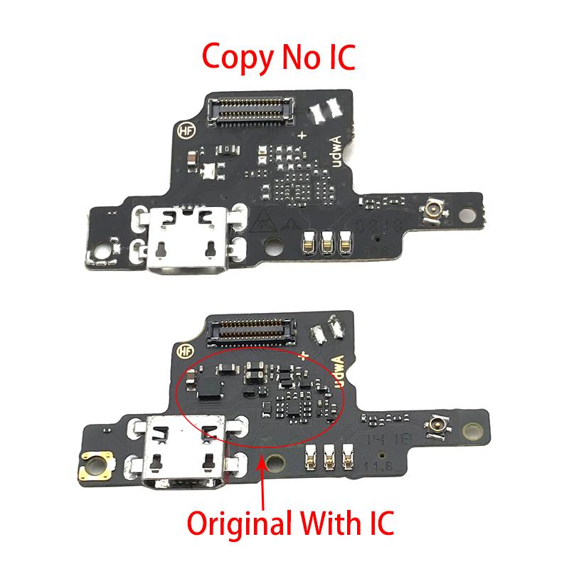Оригинальный USB порт зарядное устройство док-станция разъем зарядная плата гибкий кабель для zte Blade V9 Vita микрофонная плата