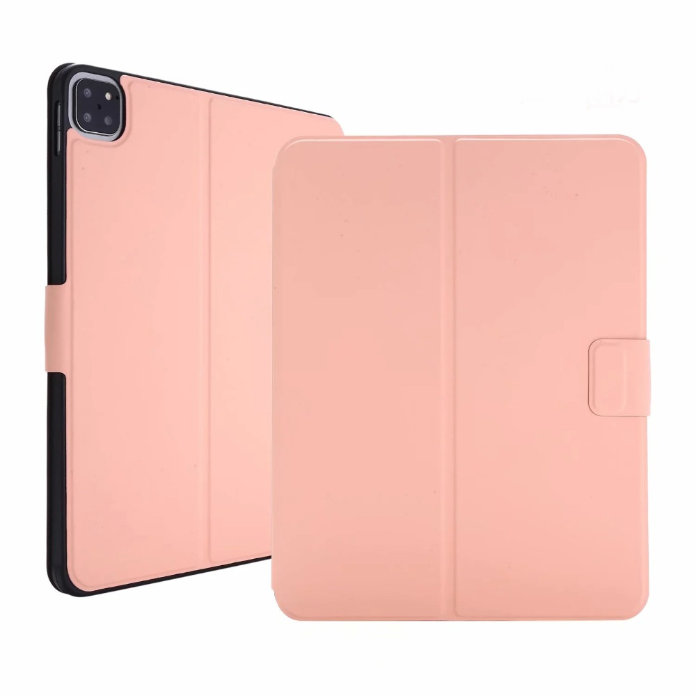 Pro Cover Pencil Slot A2228 Leather TPU 2018 Case Shell iPadpro A2301 Flip Case 2020 Tablet 2021 Stand pro11 Thin PU iPad for 11