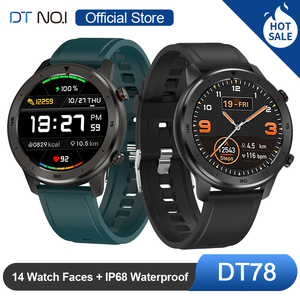 DT NO.1 DT78 Round Smart Watch