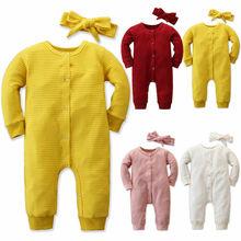Newborn Baby Clothes 2019 Autumn Long Sleeve Baby