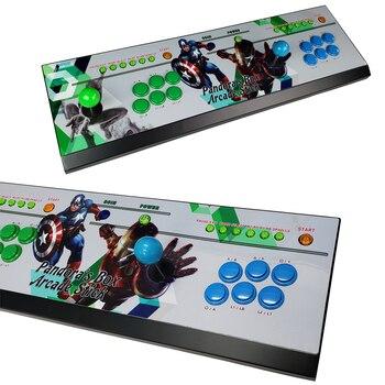 Pandora Box 6+ HDMI 1300 in 1 Jamma Multi Game Board Pandora's Box 9D+ Multi Arcade Game Board Pandora Box 6 HD for Video Games фото