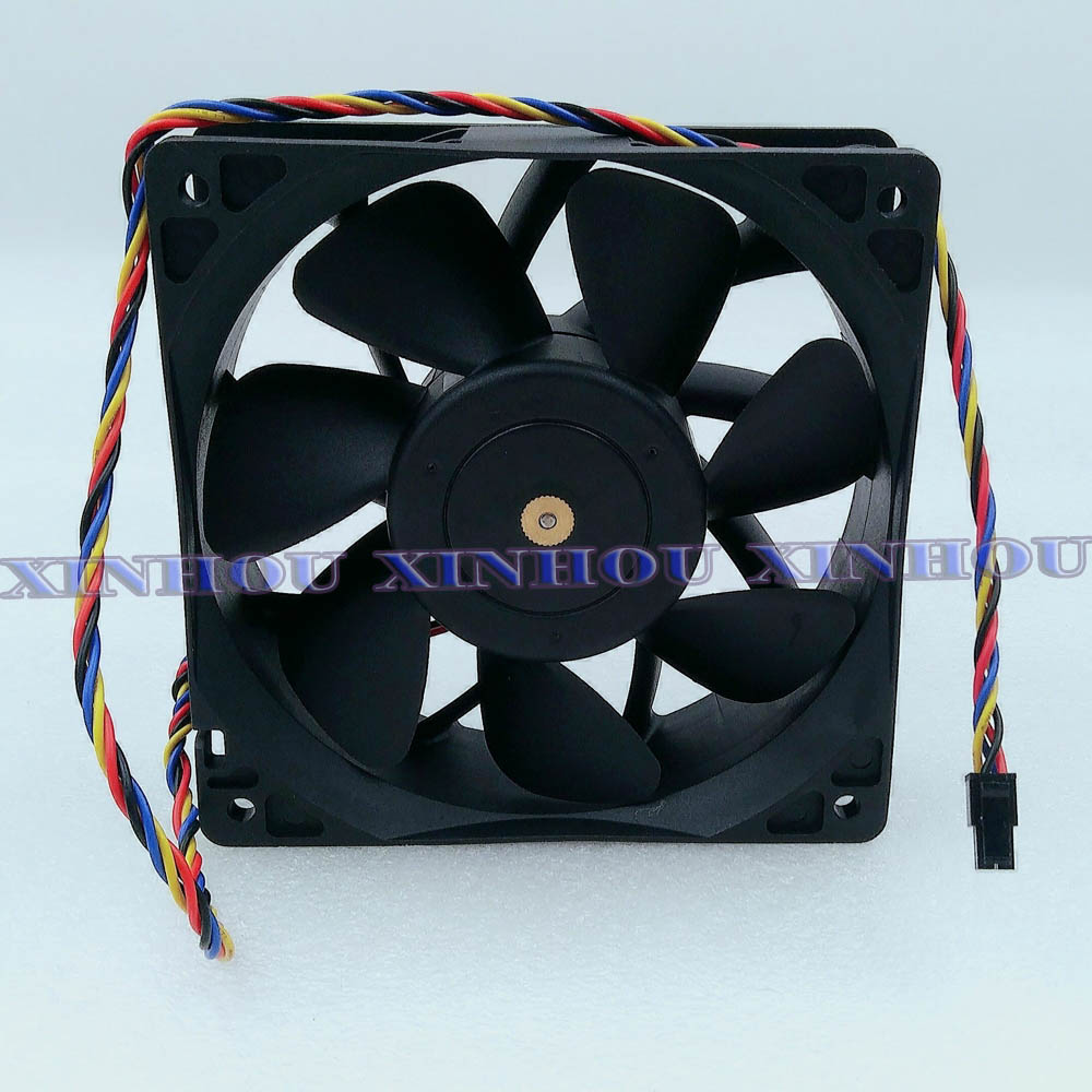 Bitcoin BTC BCH Miner Fan 12cm Cooling Fan Suitable for ASIC miner Love Core A1 S5 A1066 2