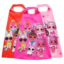 LOL surprise dolls Original capa anime película dibujos animados lols dolls surprise action dolls fiesta decoración cosplay para regalos de niña
