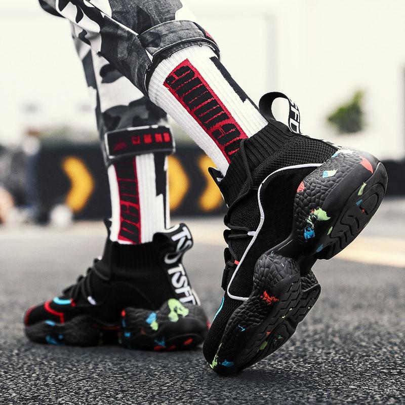2019 hotsell Superstar Breathable Basketball Shoes Men Basketball Sneakers Men Zapatillas De Baloncesto Outdoor Mens size36-45
