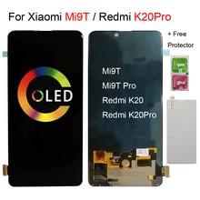 """Originale Per Xiaomi Mi 9T Pro LCD 6.39 """"per Redmi K20 Pro Display LCD Touch Screen digitizer Assembly mi 9t lcd AMOLED TFT"""