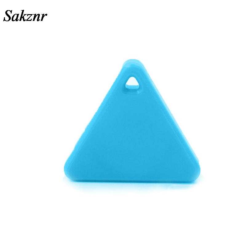 SAKZNR Mini Anti Lost Smart Tag Bluetooth Tracker Pet Child Wallet Key Finder GPS Locator Alarm Lost Remind For Car Pet Keychain