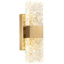 Минималистичный светодиодный настенный светильник для украшения