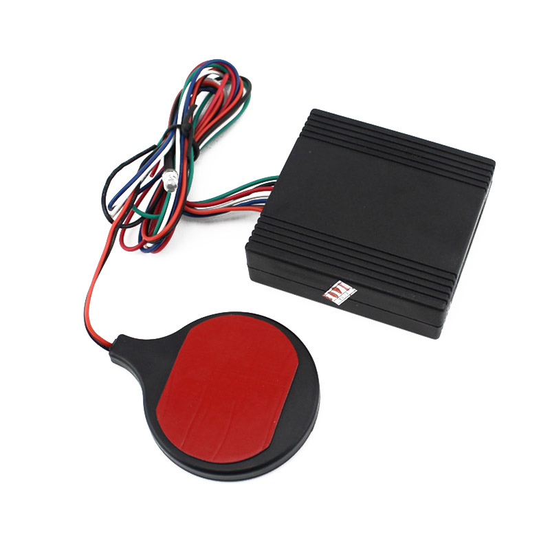 1Set Motorbike Security System ID Card Lock Invisible Anti-theft Security Alarm System VS998