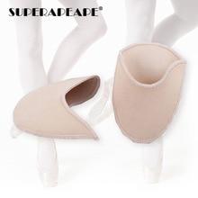 Эластичный гелевый дышащий балетный чехол для ног с воздушным отверстием для танцев амортизирующая обувь стельки Pointe Pads Care